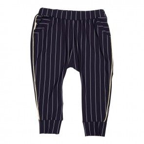 Kiezeltje - Pant 6266 / Dark Blue Stripe