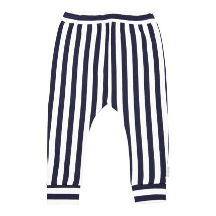 Kiezeltje - Pant / Dark Blue Stripe