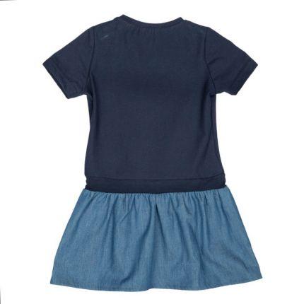Kiezeltje - Dress / Dark Blue