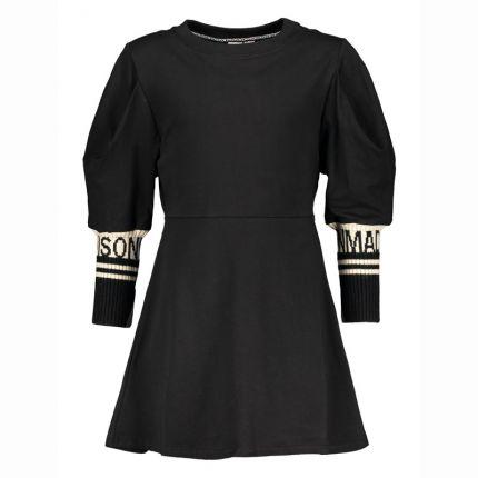 Street Called Madison - Monsoon Sweat Dress / Black