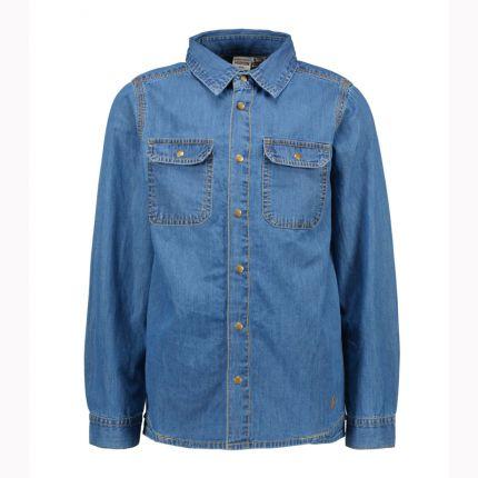 Street Called Madison - Charlie denim blouse JERRY