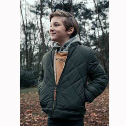 Street Called Madison - Charlie teddy bomber jacket JIM