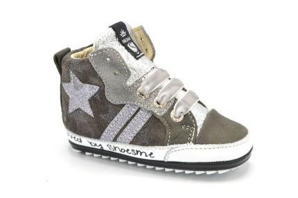 Shoesme - Sneaker Hoog / Antraciet