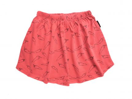 Sproet & Sprout - Skirt Hot Pepper / Red