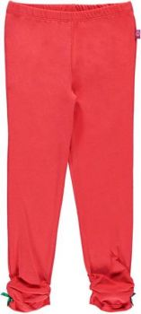 Bomba for Girls - Legging With Bow / Rouge Red