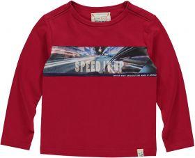 Bomba Boys - T-Shirt Speed / Warm Red