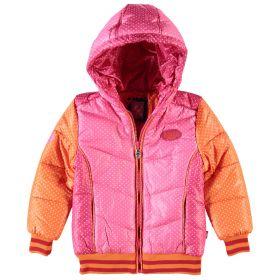 Bomba - Jacket Small Dots / Pink