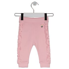 Le Chic - Pant Ruffle / Pink