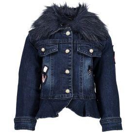 Le Chic - Denim Jacket / Dark Denim