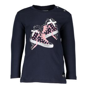 Le Chic - Longsleeve  Sneakers / Blue
