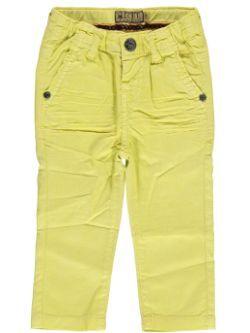 LCEE - Chino Pant / Yellow