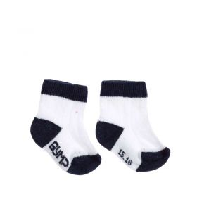 Gymp - Socks / White Marine