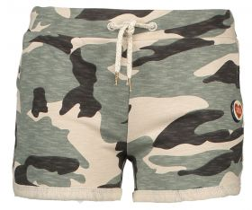 S.C.M - Sweat Hotpant Beach / Camo Green