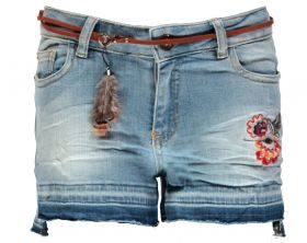 Street Called Madison - Denim Short Lovely Summer / Indigo