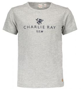 Street Called Madison - T-Shirt Hey Charlie / Grey Melange