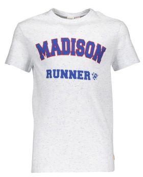 Street Called Madison - Pickel T-Shirt Mad Run / Off White