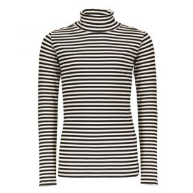 Street Called Madison - Rollneck Stripe / Off White