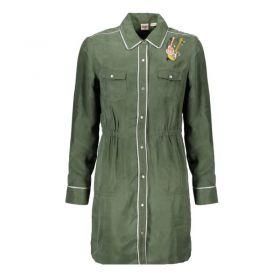 Street Called Madison - Blouse Dress / Green