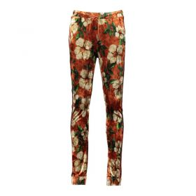 Street Called Madison - Pant Velours / Flower