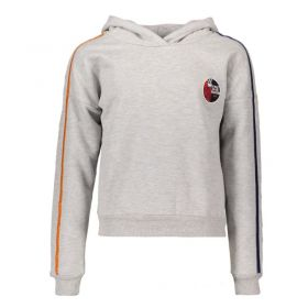 Street Called Madison - Hooded Sweater / Grey Melange