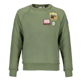 Street Called Madison - Raglan Sweater /Green
