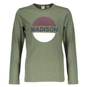 Street Called Madison - Longsleeve / Green