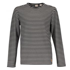Street Called Madison - Longsleeve Stripe / Black