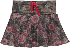 Bomba - Mix and Match Skirt / Faded Flower