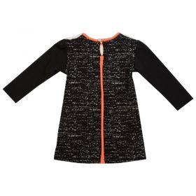 Kiezeltje - Dress / Black Melange