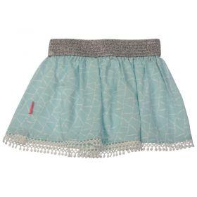 Kiezeltje - Skirt Print / Mint