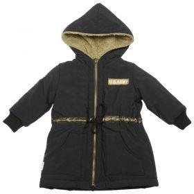 Kiezeltje - Coat / Black