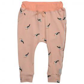 Kiezeltje - Pants / Peach bird