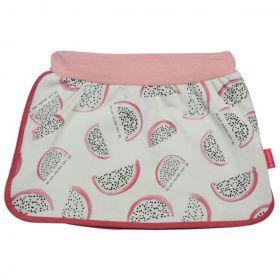 Kiezeltje - Skirt / Pink fruit
