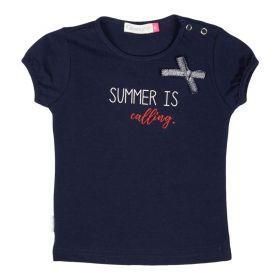 Kiezeltje - T-Shirt / Dark Blue