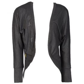 Kiezeltje - Cardigan Long / Grey