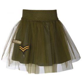 Kiezeltje - Skirt / Green
