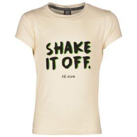 Kiestone - T-Shirt / Off White