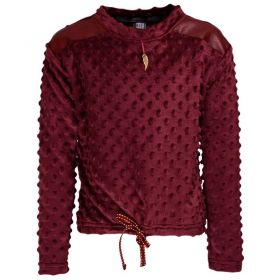 Kiestone - Sweater / Dark Red