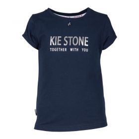 Kiestone - T-Shirt / Dark Blue