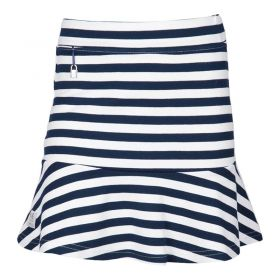 Kiestone - Skirt / Dark Blue Stripe