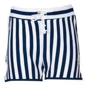 Kiestone - Short / Dark Blue Stripe