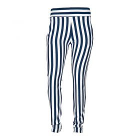 Kiestone - Pant / Dark Blue Stripe