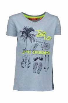 TYGO & Vito - T-Shirt Cruising / Aqua