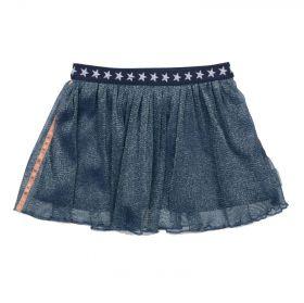 Kiezeltje - Skirt tule / Blue