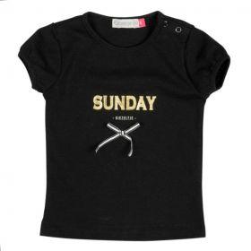 Kiezeltje - T-Shirt / Black