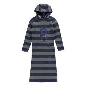 Retour - Eboni Sweat Dress / Grey Navy