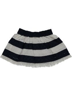 Le Chic - Skirt Baby Girl Stripe / Blue Marine