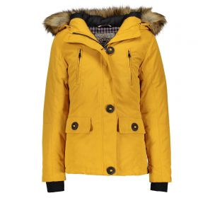 Street Called Madison - Long Jacket / Yellow