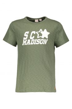 Street Called Madison - Shortsleeve / Army Green