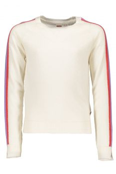 Street Called Madison - Sweater Rainbow / Off White